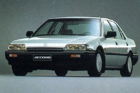 1985 Honda Accord Sei 1989 Honda Accord Sei Picture
