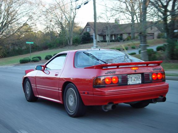 Mazda Rx Dr Turbo Hatchback Pic on 1992 Mazda Rx7 Convertible