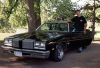 1977 Oldsmobile Cutlass Supreme picture, exterior