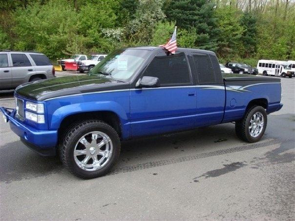 Picture of 1994 GMC Sierra 2500 2 Dr C2500 Extended Cab SB