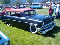 1956 Chevrolet Nomad Overview