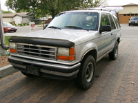 Picture of 1992 Ford Explorer 2 Dr XL 4WD SUV, exterior
