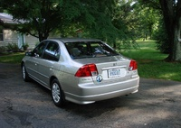 2005 Honda Civic LX picture, exterior