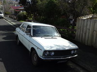 1977 Fiat 132 Overview