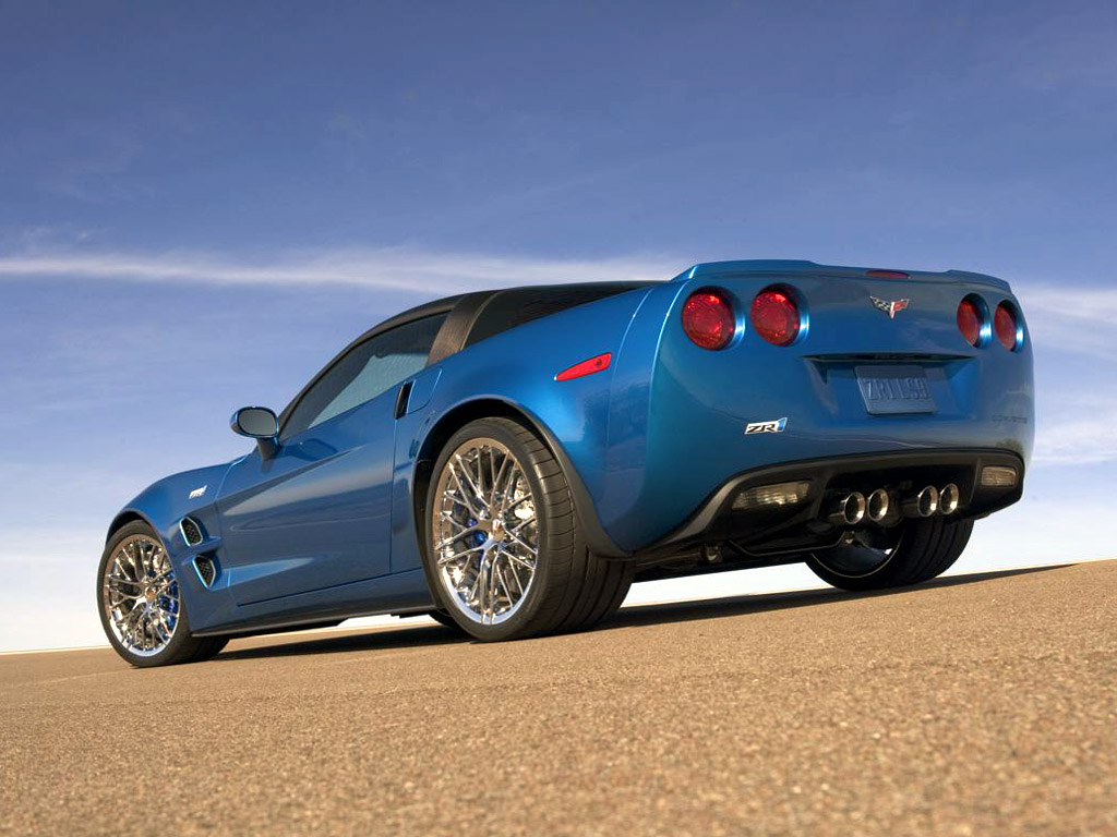 2010 Chevrolet Corvette ZR1 1ZR, 2010 Chevrolet Corvette ZR1 picture, exterior