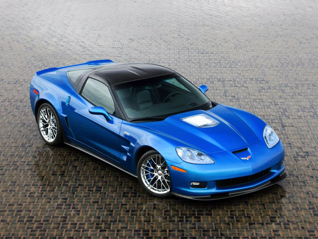 2010 Chevrolet Corvette ZR1 picture