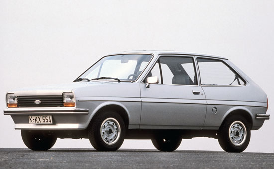 Picture Of 1979 Ford Fiesta