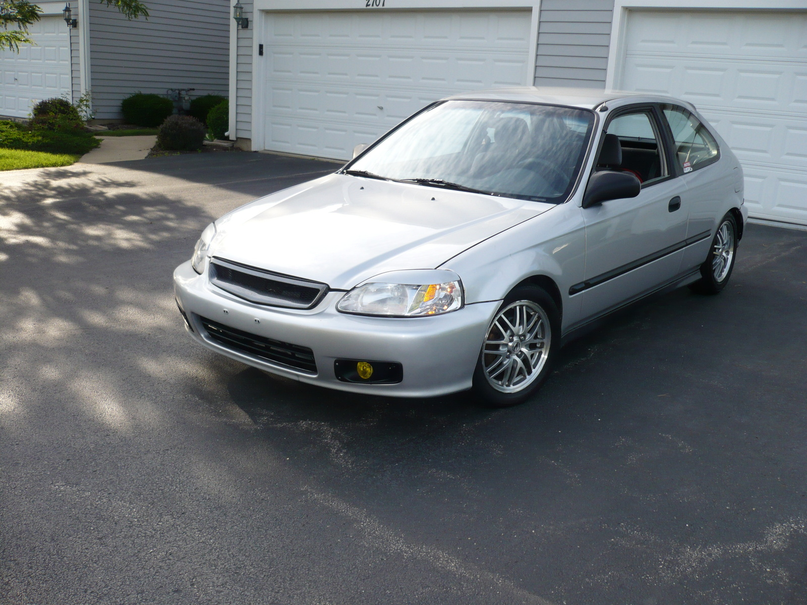 1993 Honda Civic Hatchback For Sale
