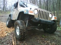 Picture of 2000 Jeep Wrangler, exterior, gallery_worthy