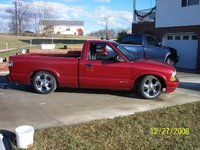 Picture of 1999 Chevrolet S-10 LS RWD, exterior, gallery_worthy