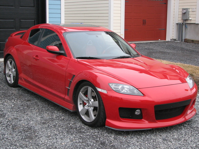 2005 Mazda RX 8 Trims And Specs