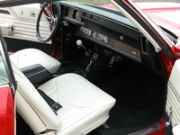 1970 Oldsmobile 442 picture, interior