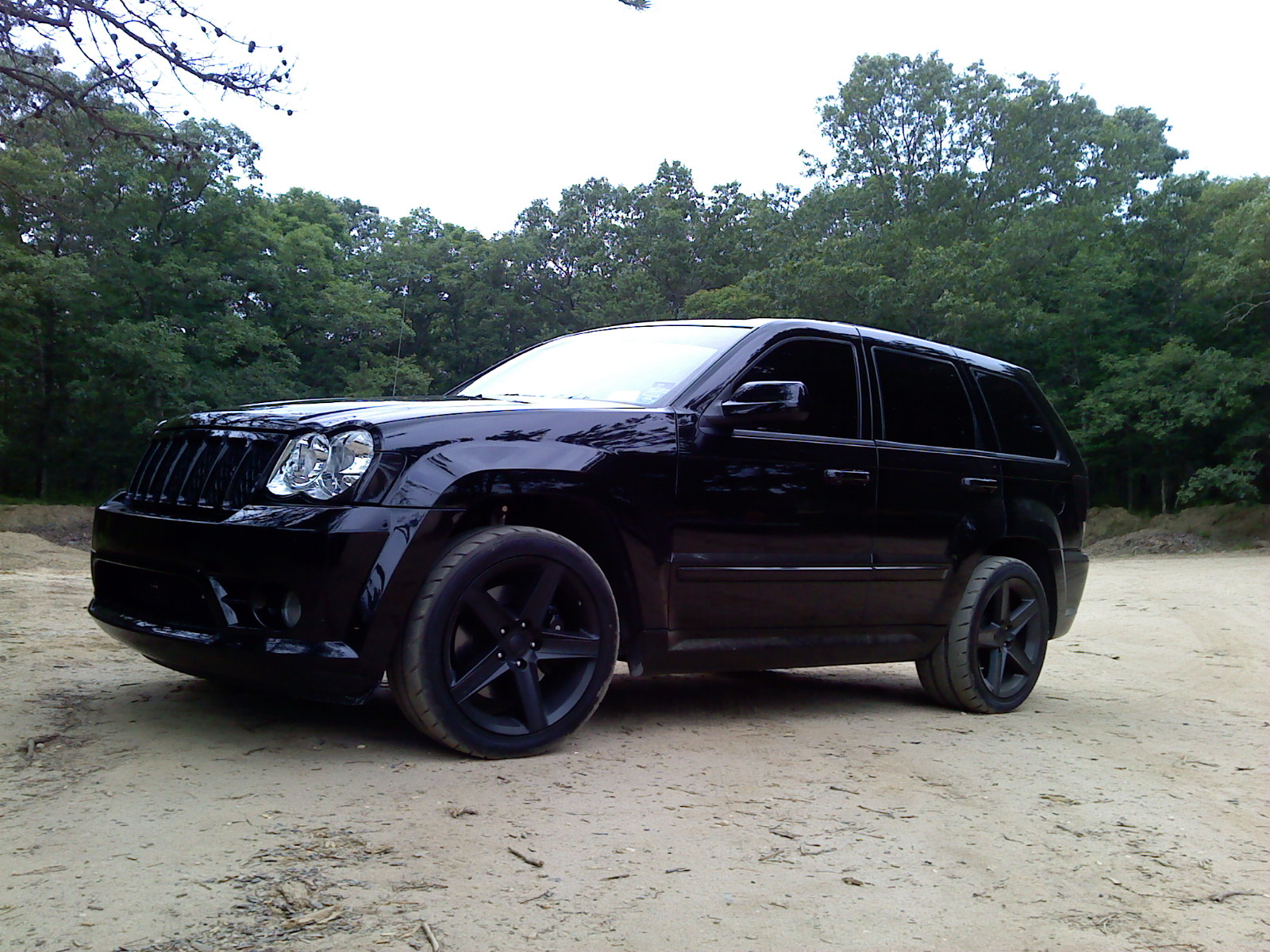 2008 jeep grand cherokee laredo srt8 for sale. Black Bedroom Furniture Sets. Home Design Ideas