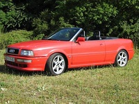 1997 Audi Cabriolet Overview