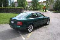 1997 Audi A4 Overview