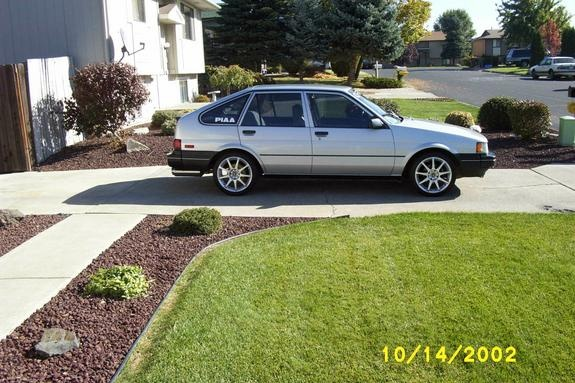 Picture of 1988 Chevrolet Nova, exterior