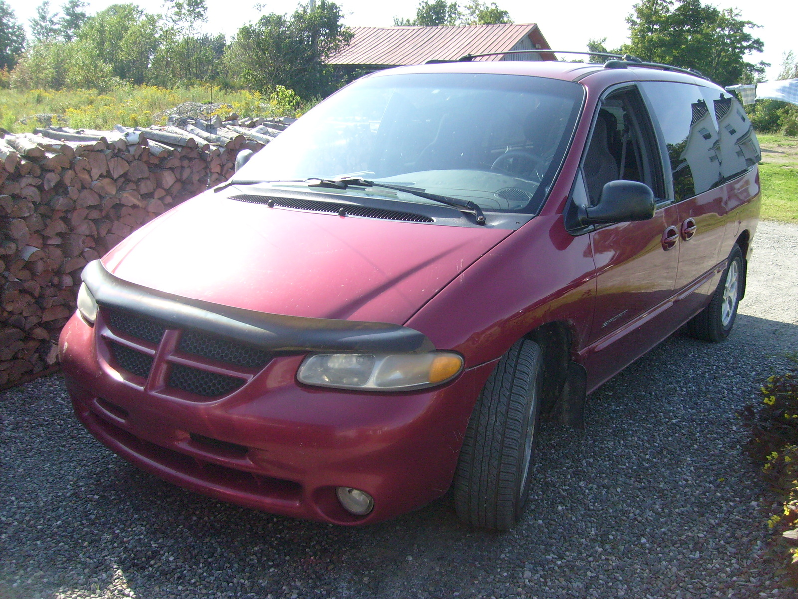 Picture of 1999 Dodge Grand Caravan 4 Dr SE Passenger Van Extended