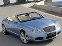 2007 Bentley Continental GT Convertible Picture Gallery