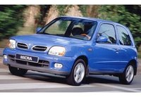 Picture of 2000 Nissan Micra, exterior