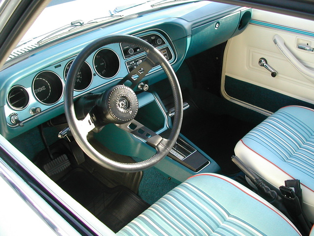 Picture of 1976 Dodge Colt, interior