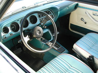 Picture of 1976 Dodge Colt, interior