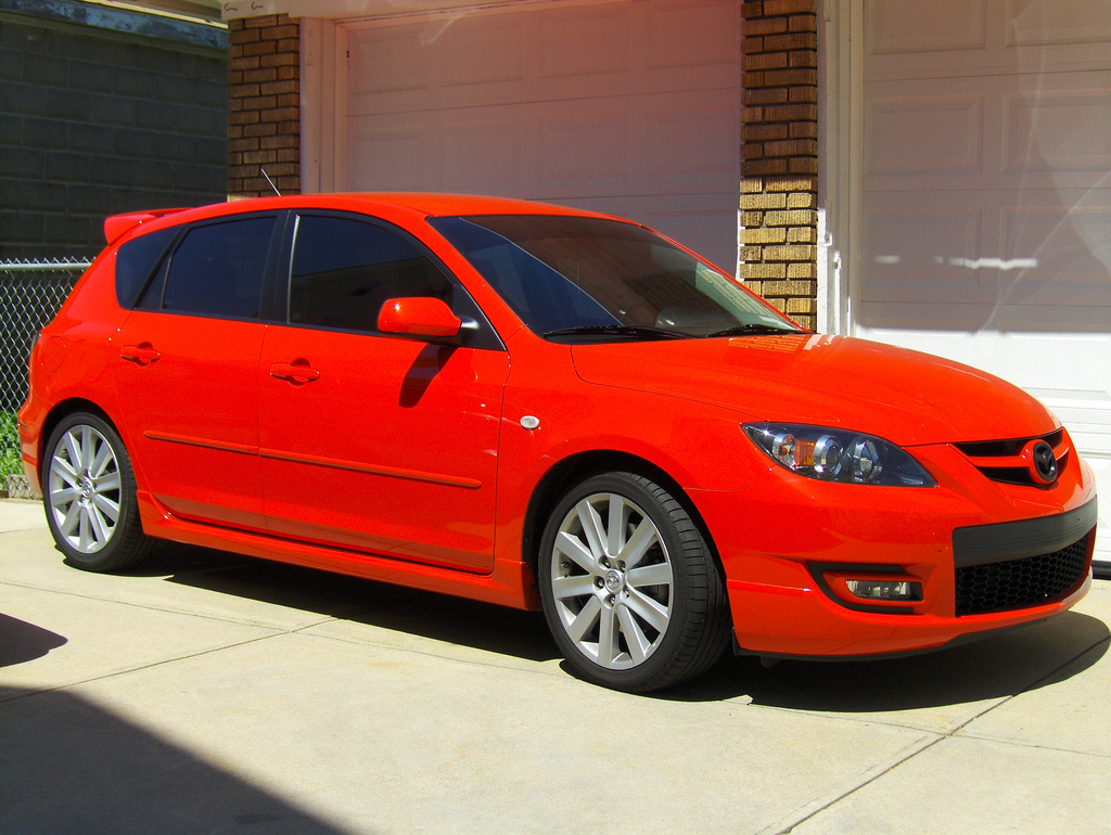 2007 Mazda MAZDASPEED3 Grand Touring picture