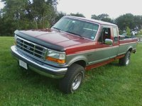 1995 Ford F-250 Overview