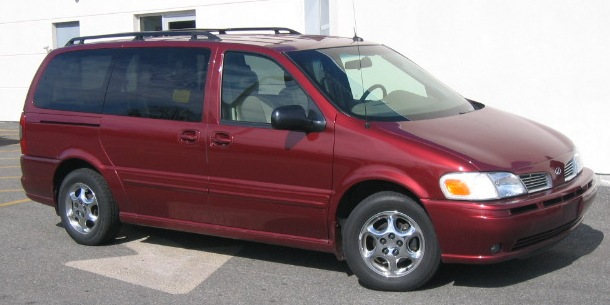 Picture of 2003 Oldsmobile Silhouette, exterior