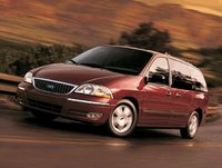 2000 Ford Windstar Overview