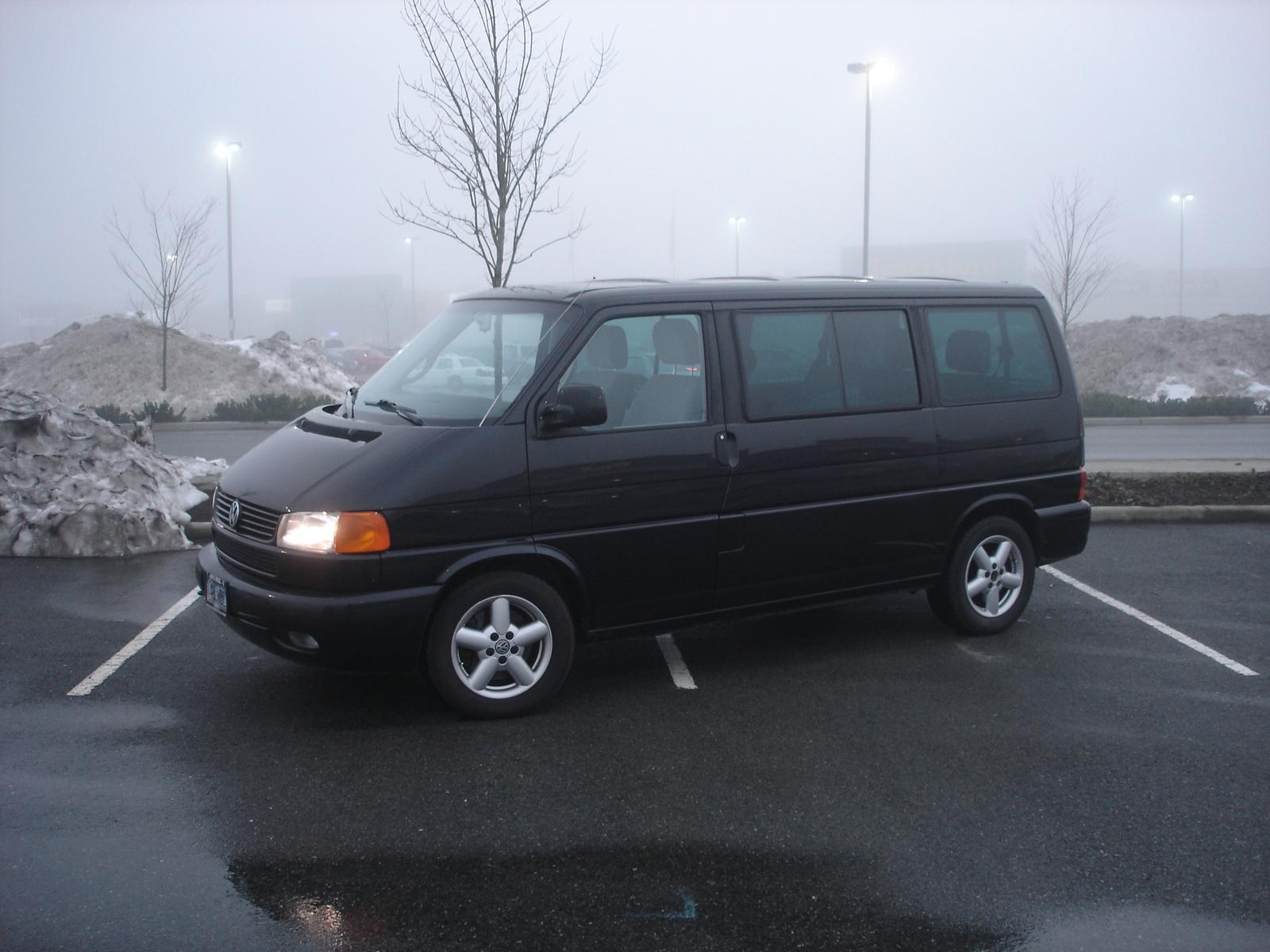 d649bcd76df187 2003 Volkswagen EuroVan - Overview - CarGurus