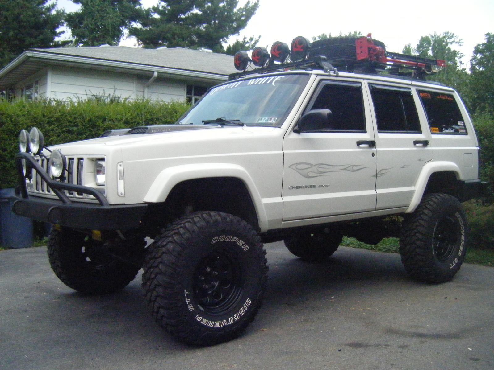 1999 Jeep Cherokee - Pictures - CarGurus