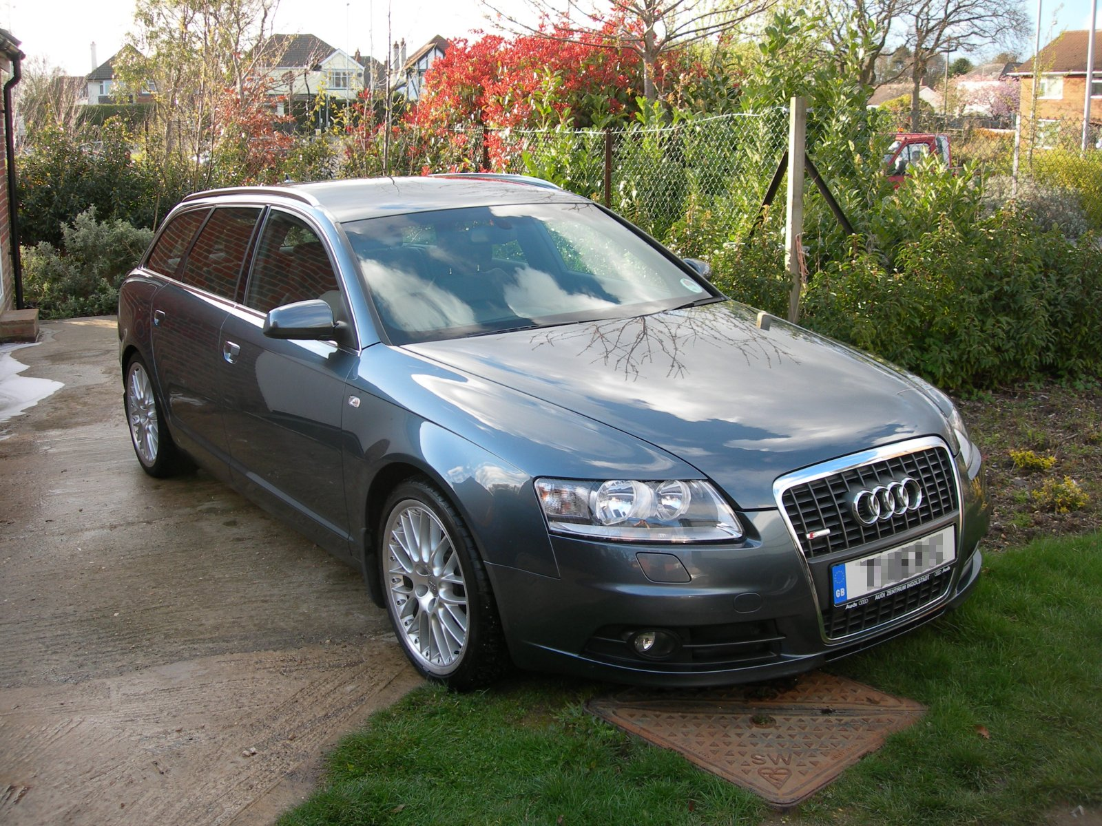 2005 audi a6 avant overview cargurus. Black Bedroom Furniture Sets. Home Design Ideas