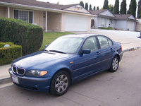 2002 BMW 3 Series 325i, 2002 BMW 325 325i picture, exterior