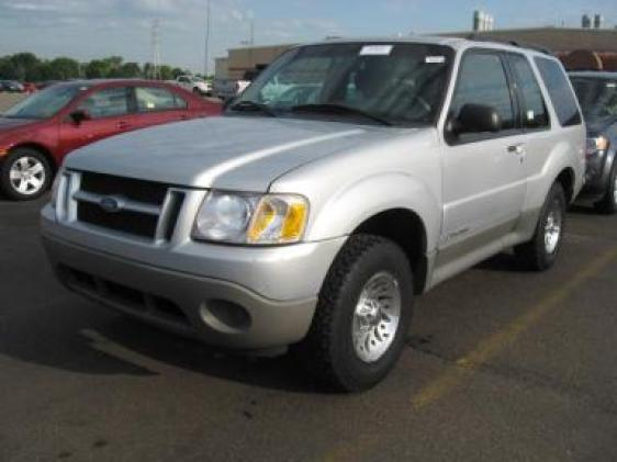 picture of 2001 ford explorer sport 4wd exterior. Cars Review. Best American Auto & Cars Review