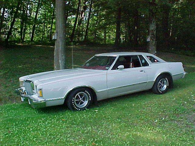1978 Mercury Cougar, 100% original - 1978 Cougar , exterior