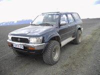 1995 Toyota 4Runner Picture Gallery