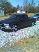 Picture of 1996 Chevrolet S-10 2 Dr LS Extended Cab SB, exterior