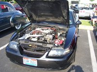 Picture of 1999 Ford Mustang Coupe, engine, gallery_worthy