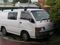 Picture of 1990 Mitsubishi Delica, exterior, gallery_worthy