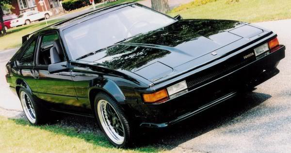 toyota celica gt. 1984 Toyota Celica GT liftback