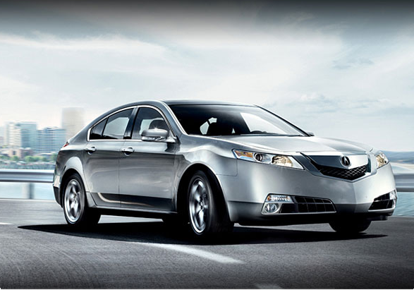 2010 Acura TL , exterior, manufacturer