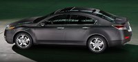 2010 Acura TL, side view, exterior, manufacturer