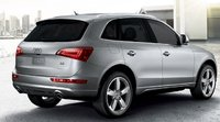 2010 Audi Q5, back quarter view, exterior, manufacturer