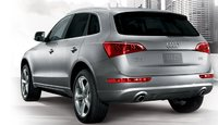2010 Audi Q5, back view, exterior, manufacturer