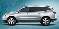 2009 Chevrolet Traverse, side view , exterior, manufacturer