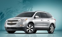 2009 Chevrolet Traverse Picture Gallery