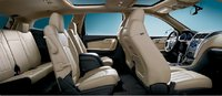 2009 Chevrolet Traverse, seating , interior, manufacturer
