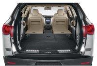 2009 Chevrolet Traverse, trunk space , interior, manufacturer