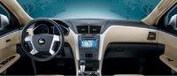 2009 Chevrolet Traverse, dashboard, interior, manufacturer