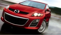 2010 Mazda CX-7, front view, exterior, manufacturer